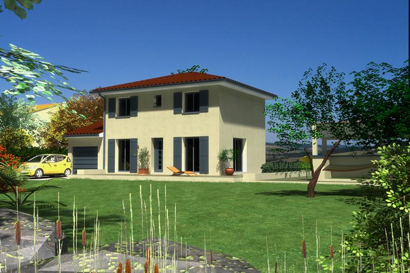 constructeur maison Rhône-Alpes